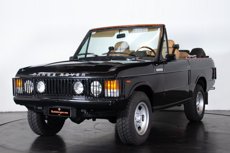 "1979 Range Rover II° serie Cabriolet ""Pavesi""  0"