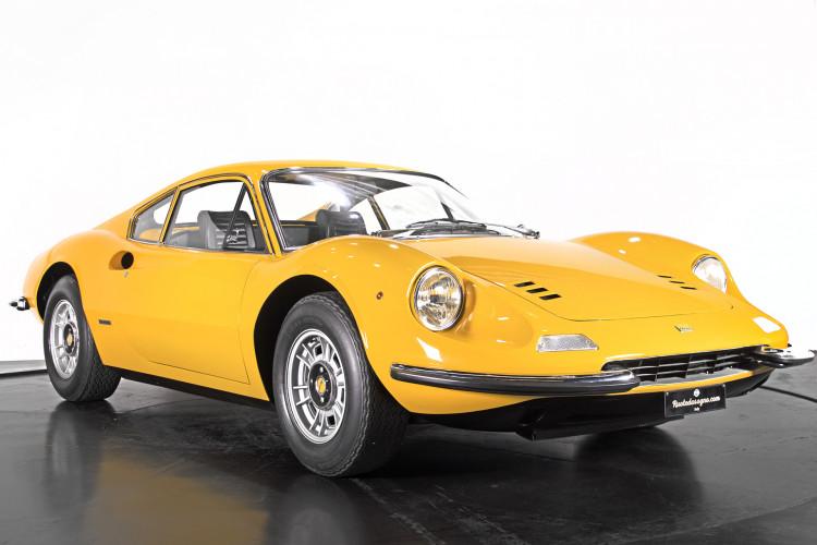 1972 Ferrari Dino 246 GT 3