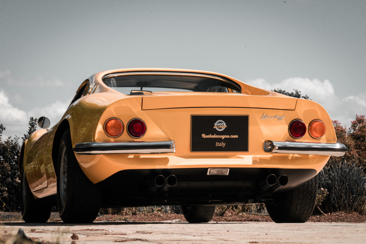 1972 Ferrari Dino 246 GT 40
