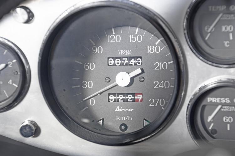 1972 Ferrari Dino 246 GT 43