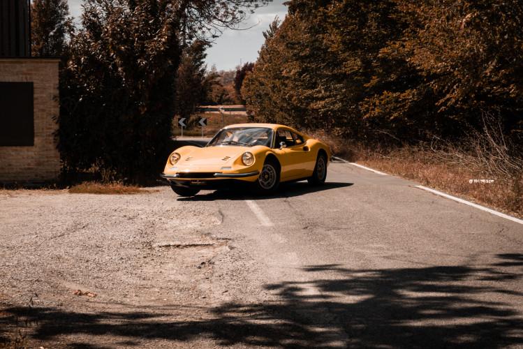 1972 Ferrari Dino 246 GT 44