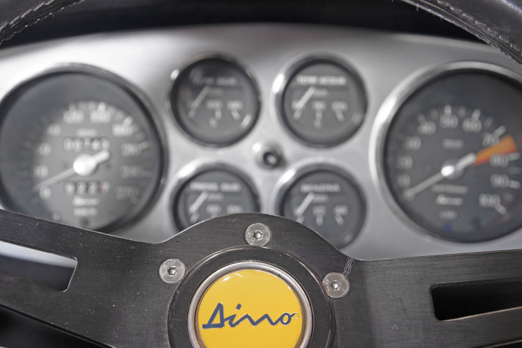 1972 Ferrari Dino 246 GT 53