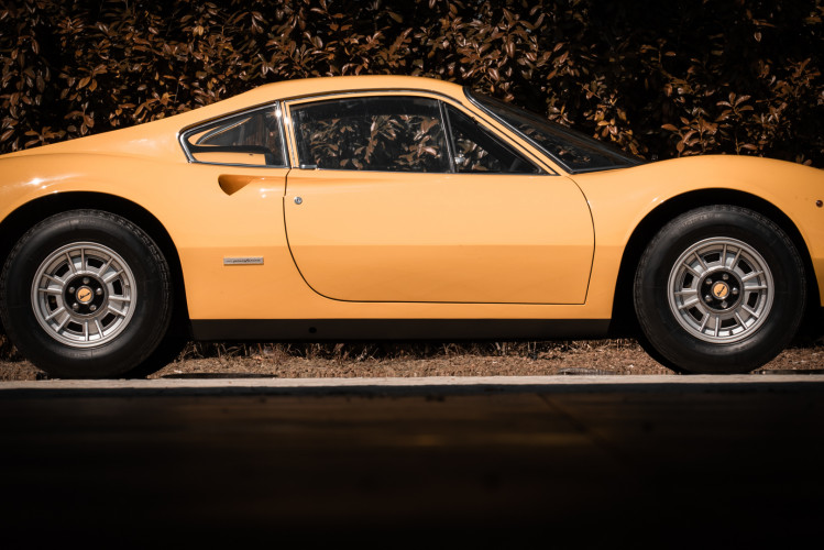 1972 Ferrari Dino 246 GT 52