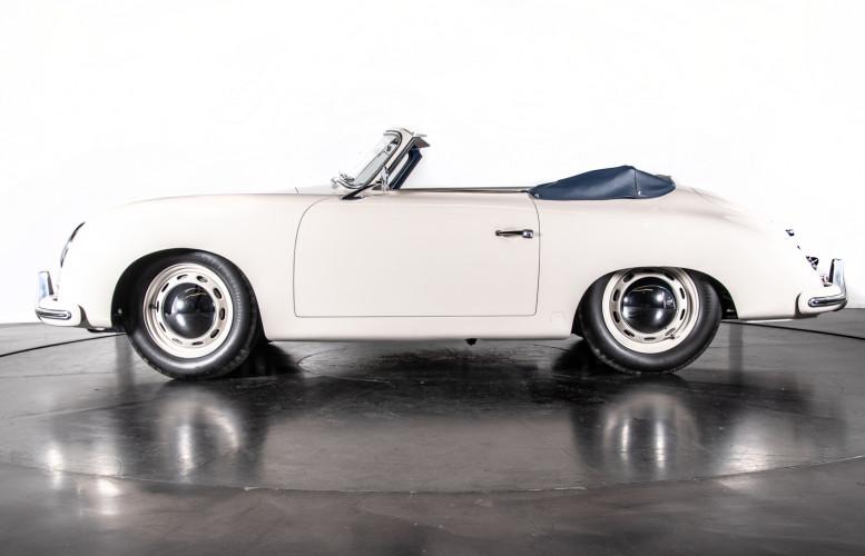 1954 Porsche 356 pre-A Cabriolet 1500 1