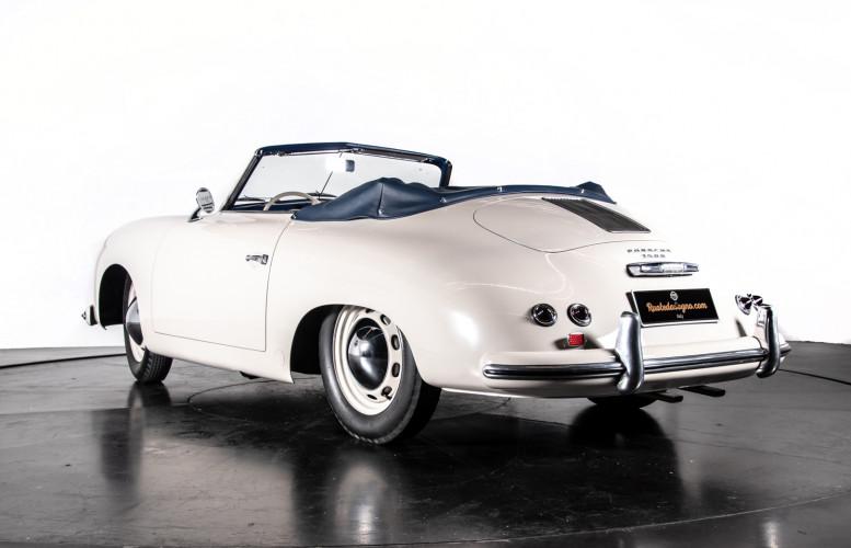 1954 Porsche 356 pre-A Cabriolet 1500 2