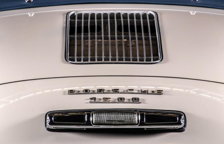 1954 Porsche 356 pre-A Cabriolet 1500 4