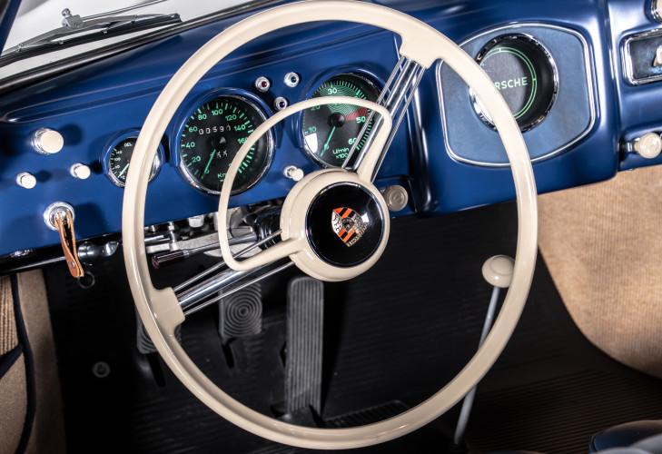 1954 Porsche 356 pre-A Cabriolet 1500 20
