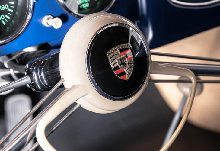1954 Porsche 356 pre-A Cabriolet 1500 29