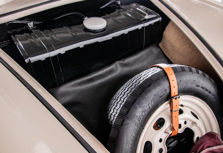 1954 Porsche 356 pre-A Cabriolet 1500 39