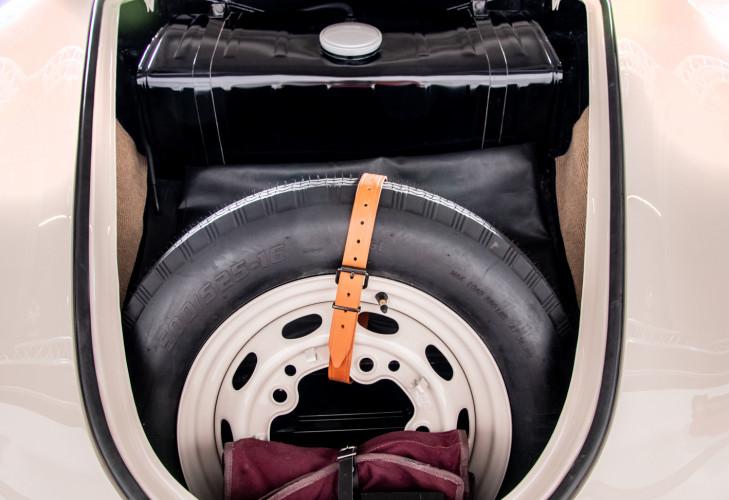 1954 Porsche 356 pre-A Cabriolet 1500 38