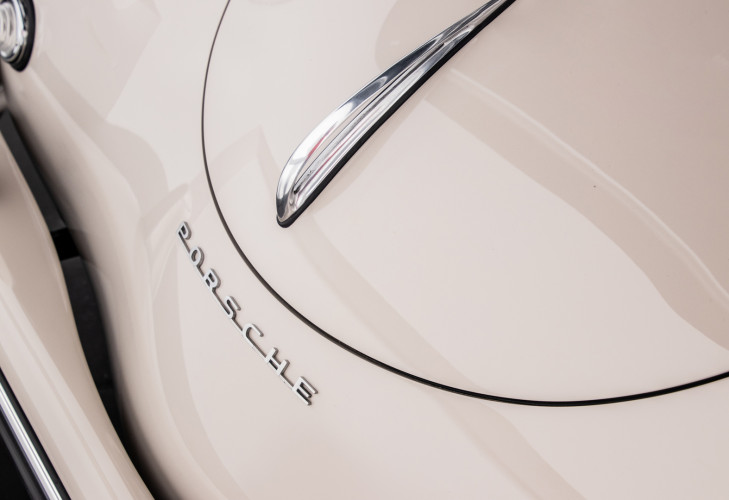 1954 Porsche 356 pre-A Cabriolet 1500 12