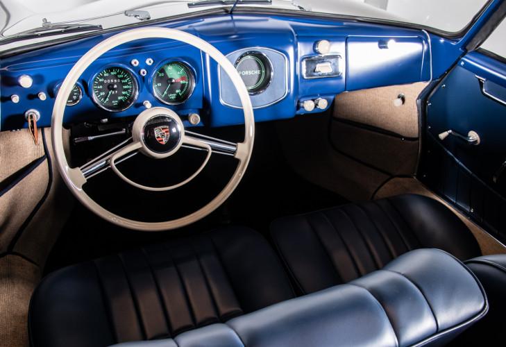 1954 Porsche 356 pre-A Cabriolet 1500 15