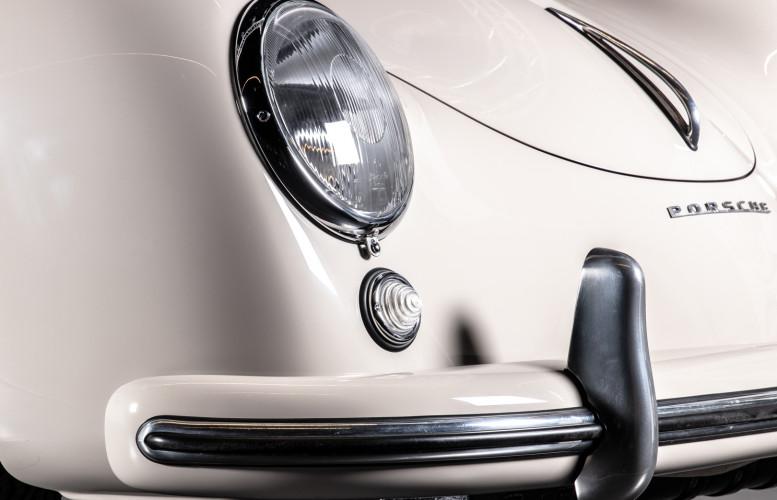 1954 Porsche 356 pre-A Cabriolet 1500 9
