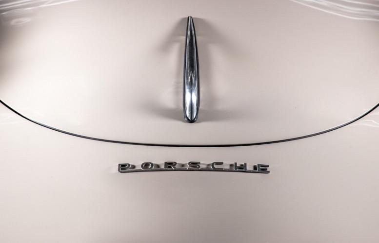 1954 Porsche 356 pre-A Cabriolet 1500 11