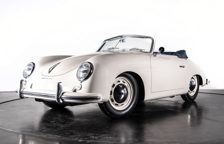 1954 Porsche 356 pre-A Cabriolet 1500 0