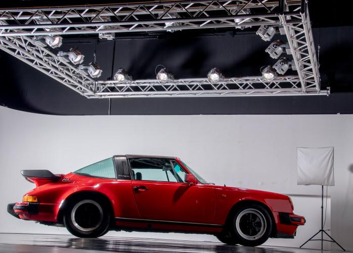 1983 Porsche 911 SC Targa 38