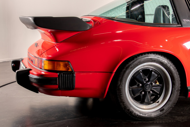 1983 Porsche 911 SC Targa 10