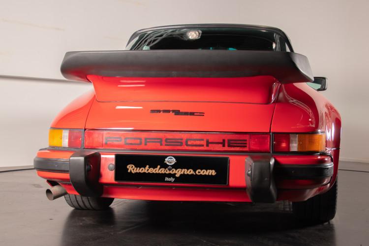 1983 Porsche 911 SC Targa 15