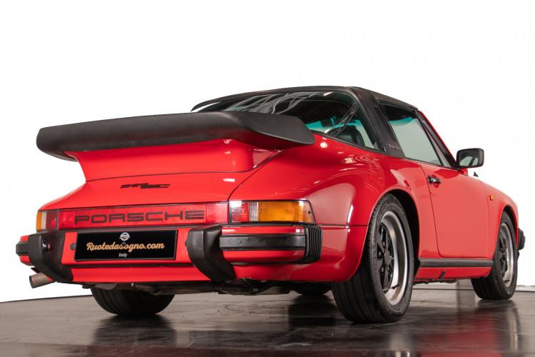 1983 Porsche 911 SC Targa 18