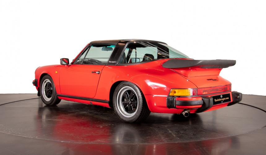 1983 Porsche 911 SC Targa 2