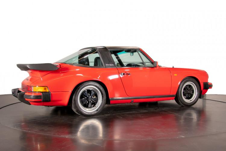 1983 Porsche 911 SC Targa 4