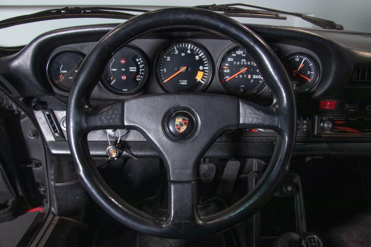 1983 Porsche 911 SC Targa 26