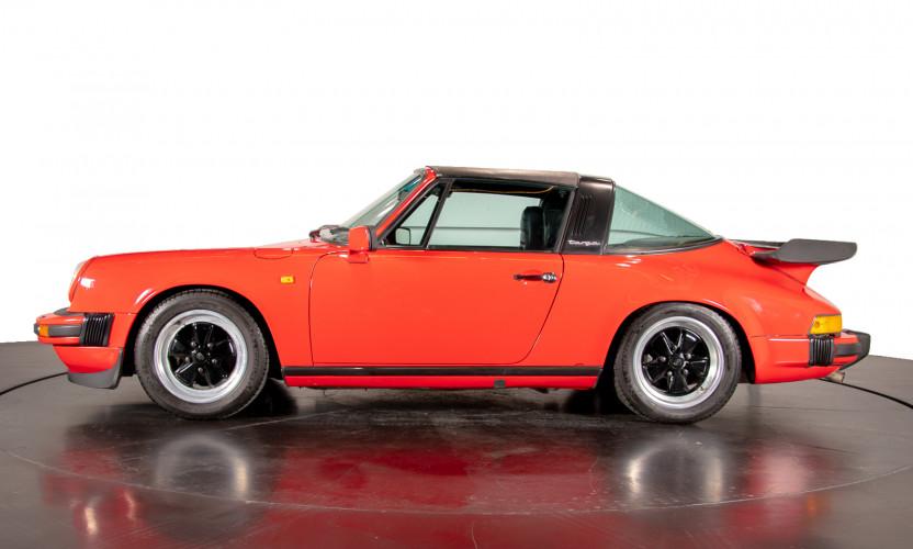 1983 Porsche 911 SC Targa 1