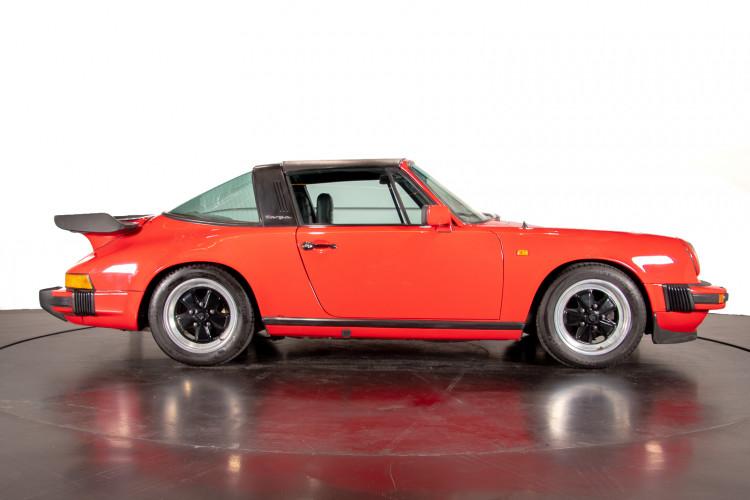 1983 Porsche 911 SC Targa 5