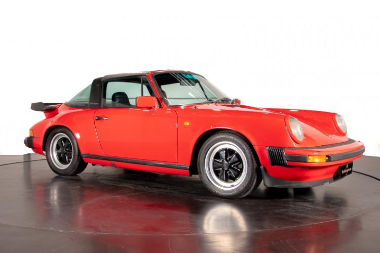 1983 Porsche 911 SC Targa 6