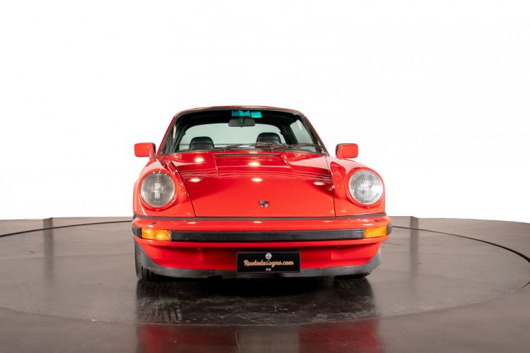 1983 Porsche 911 SC Targa 7