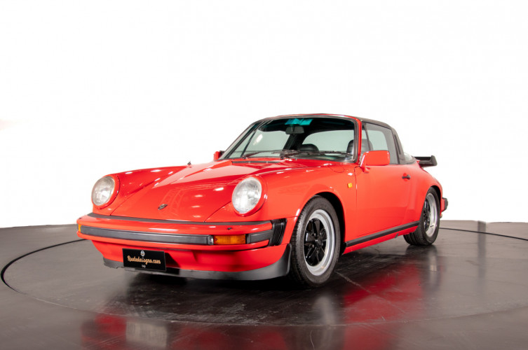 1983 Porsche 911 SC Targa 0
