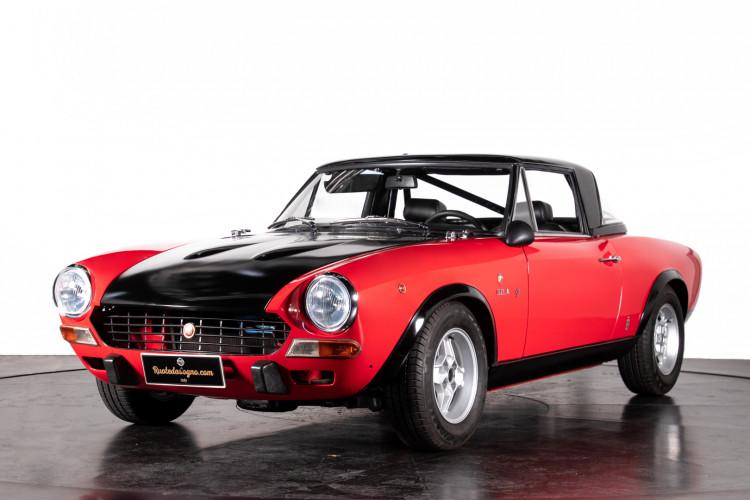1972 Fiat 124 Sport Rally Abarth 0