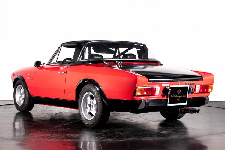 1972 Fiat 124 Sport Rally Abarth 3