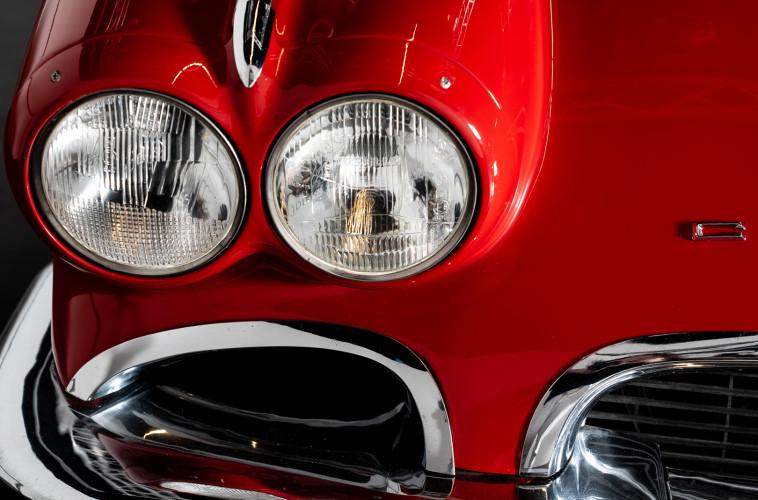 1962 CHEVROLET CORVETTE C1 10