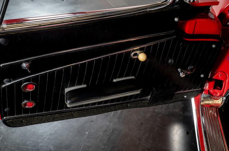 1962 CHEVROLET CORVETTE C1 15