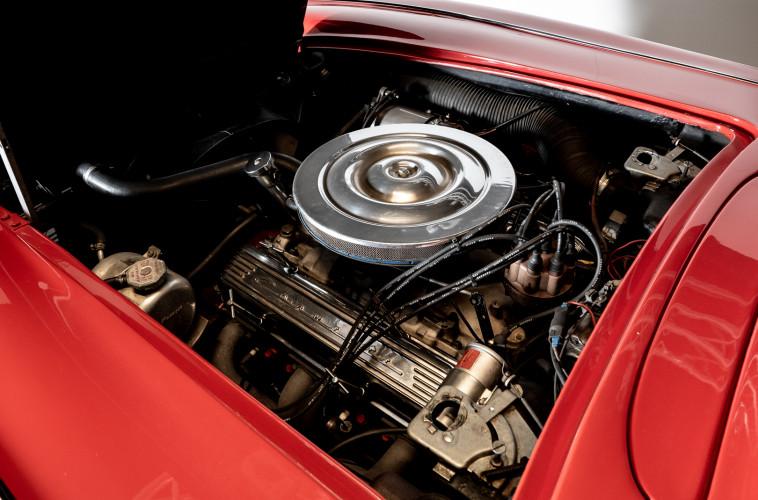 1962 CHEVROLET CORVETTE C1 26