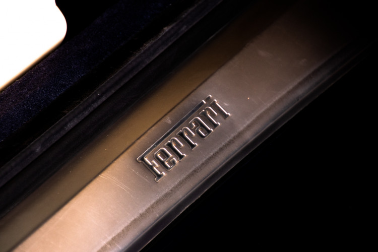 2000 FERRARI 360 MODENA COUPè F1 17