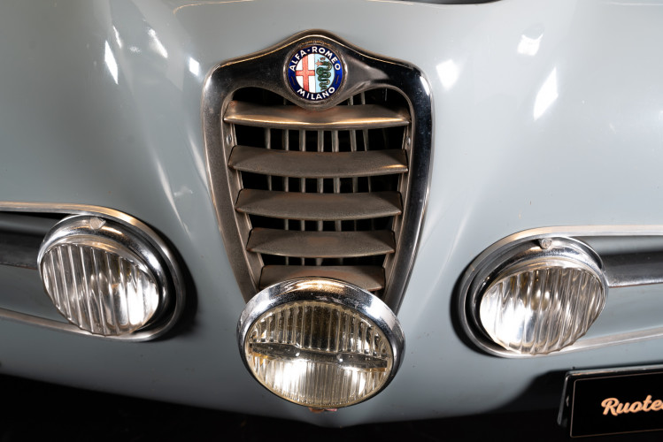 1954 Alfa Romeo 1900 C Super Sprint 9
