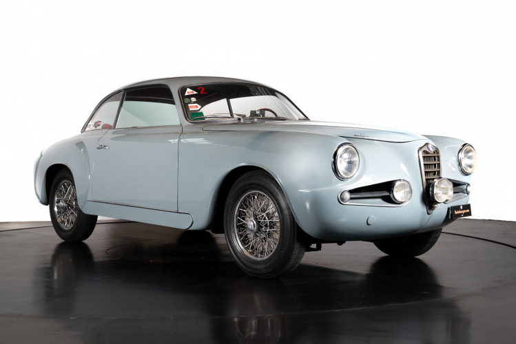 1954 Alfa Romeo 1900 C Super Sprint 6