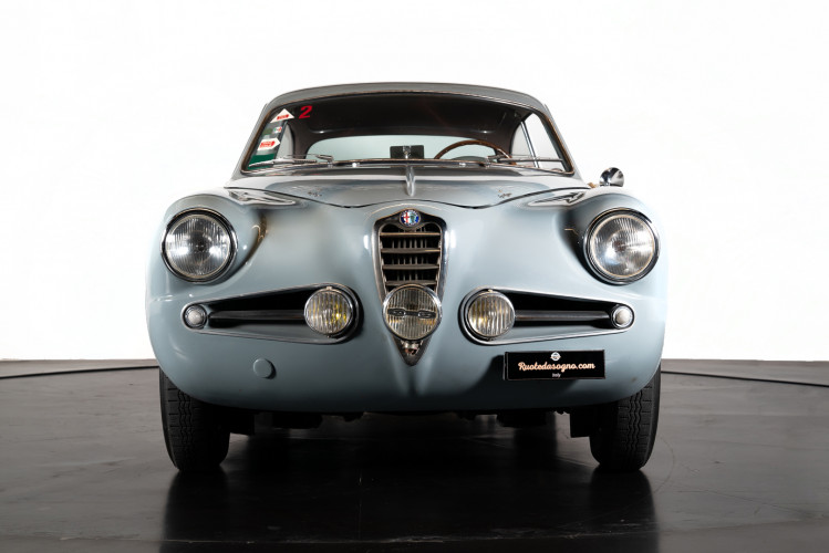 1954 Alfa Romeo 1900 C Super Sprint 7