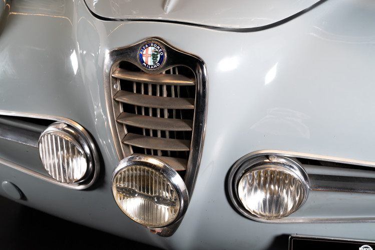 1954 Alfa Romeo 1900 C Super Sprint 8