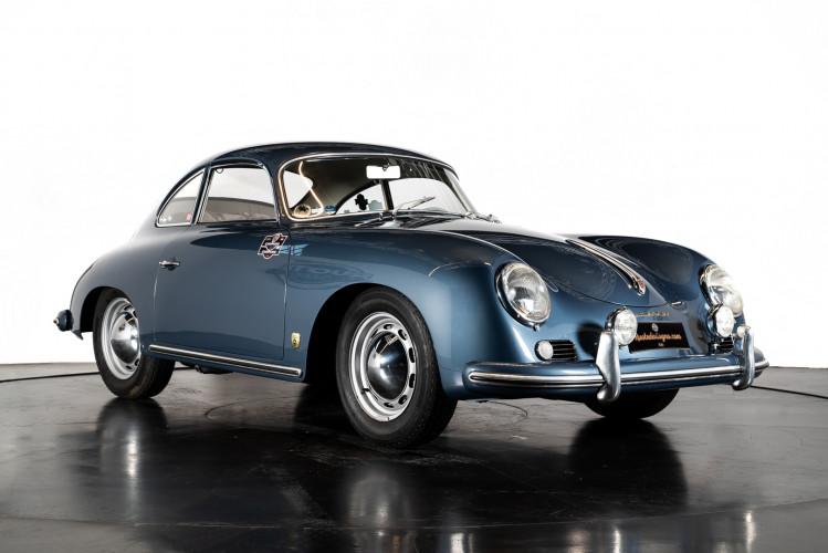 1957 Porsche 356 A 6