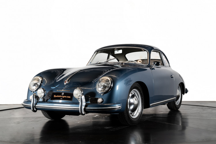 1957 Porsche 356 A 0