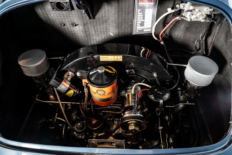 1957 Porsche 356 A 30