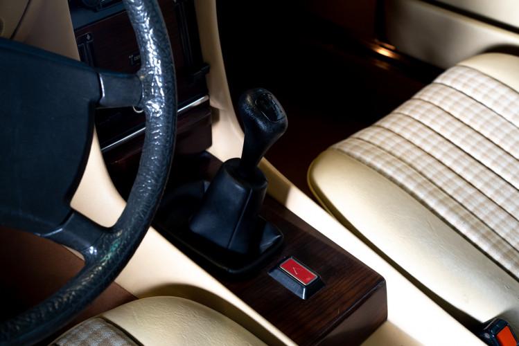 1980 Mercedes-Benz SL280 Cabrio 11