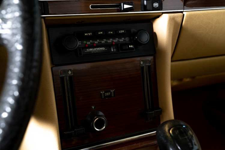 1980 Mercedes-Benz SL280 Cabrio 15