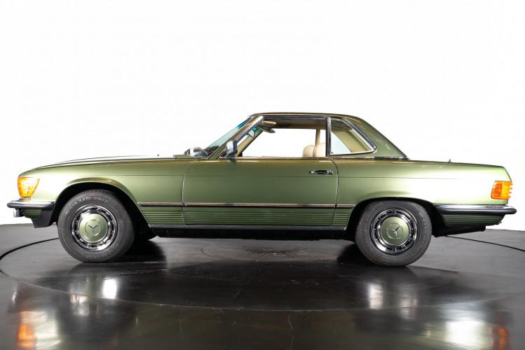1980 Mercedes-Benz SL280 Cabrio 1