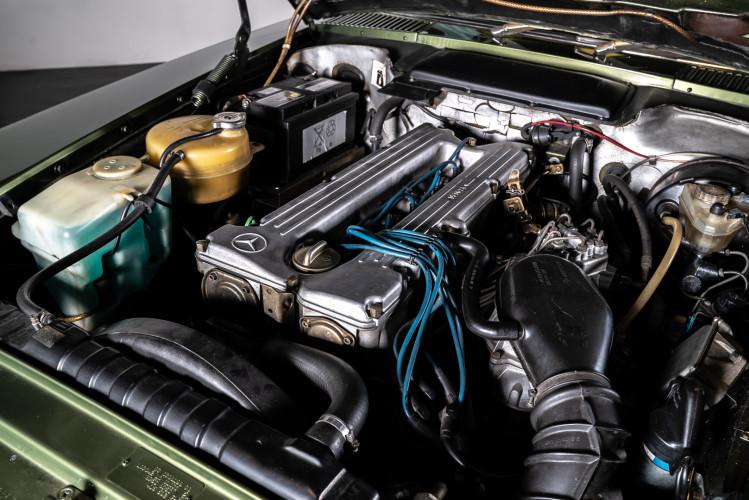 1980 Mercedes-Benz SL280 Cabrio 21