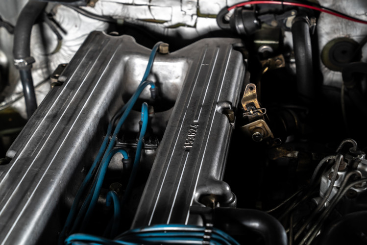1980 Mercedes-Benz SL280 Cabrio 22