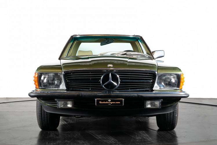 1980 Mercedes-Benz SL280 Cabrio 7